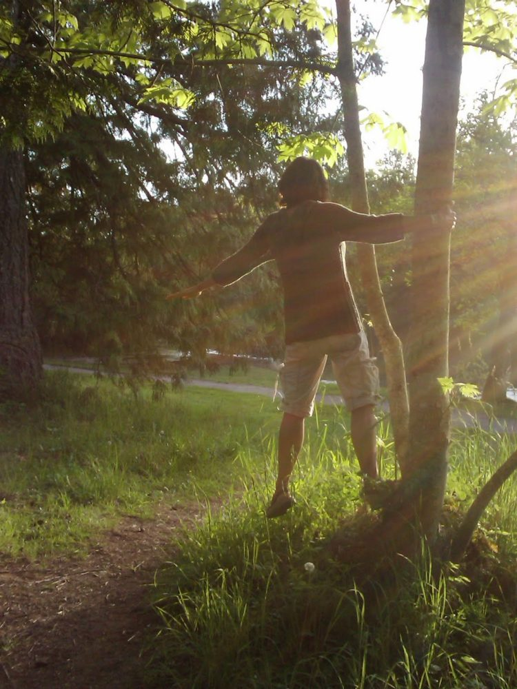 Cleansing with Nature to Raise your Vibration | A Journey with your